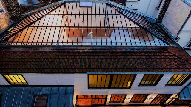 2.Exterieur Le Loft Paris 17