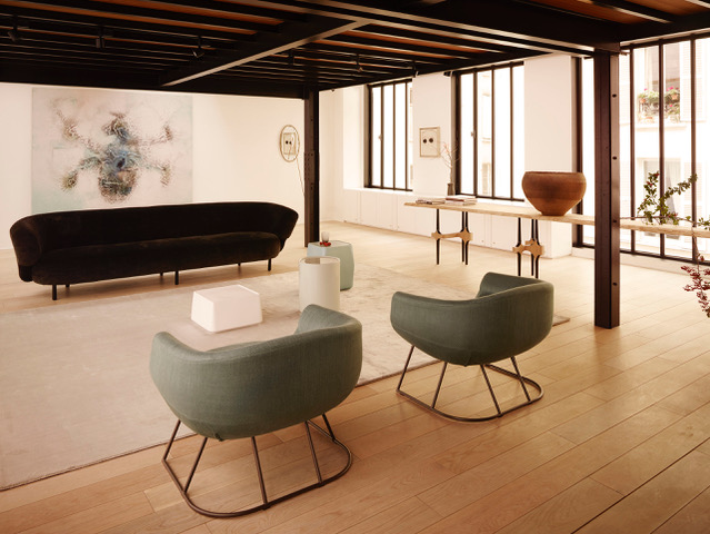 7.-Premier-etage Le Loft Paris 17